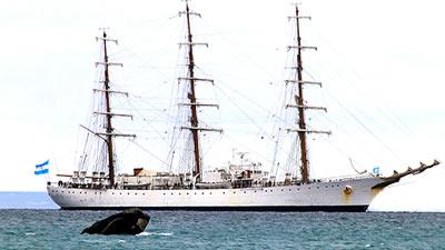 fragata libertad madryn