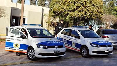 movil policia