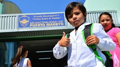 educacion escuela municipal
