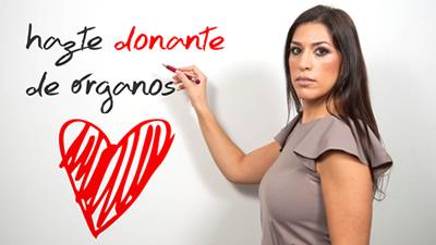 donate de organos
