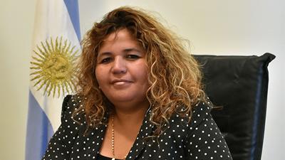 Leticia Huichaqueo