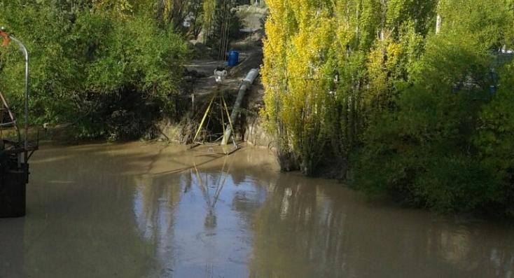 Potabilización del agua en Puerto Madryn