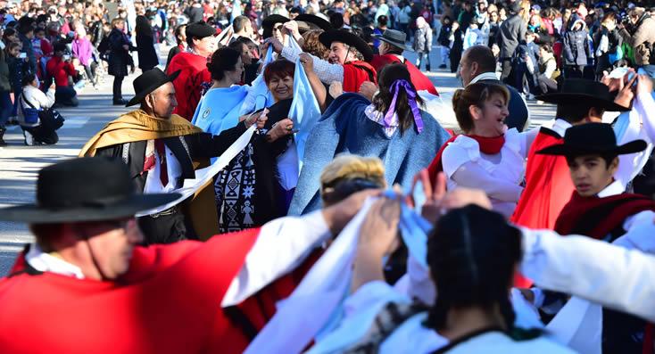 207º aniversario de la Revolución de Mayo