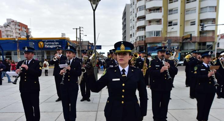 Aniversario 152 de Puerto Madryn