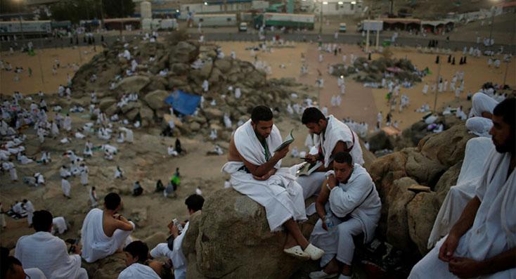 La peregrinación anual de los musulmanes hasta La Meca
